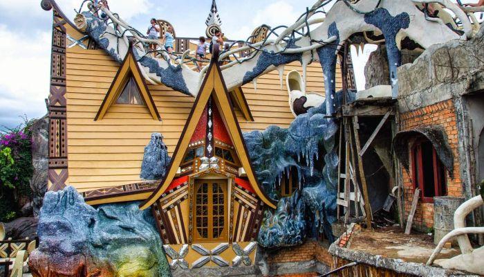 Crazy House Đà Lạt