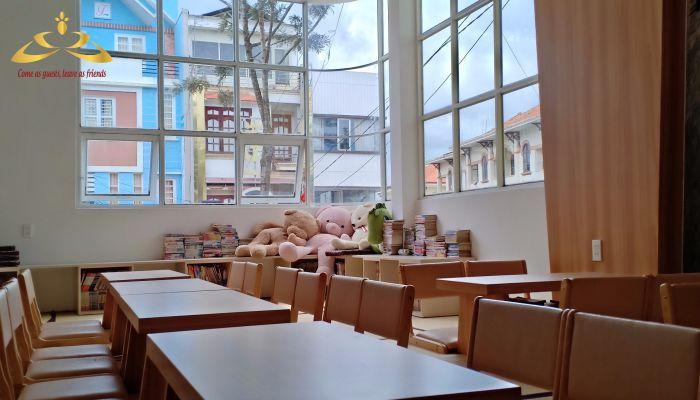 quán cà phê Big Mouse Đà Lạt