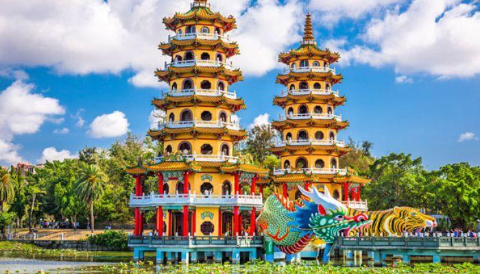 Tháp Long Hổ