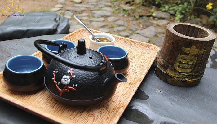 Thưởng thức trà