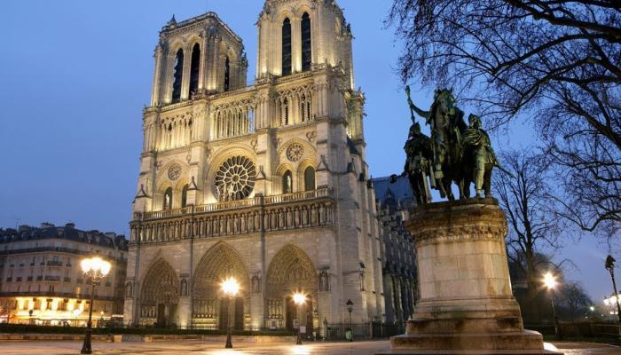 Nhà thờ Notre Dame De Reims