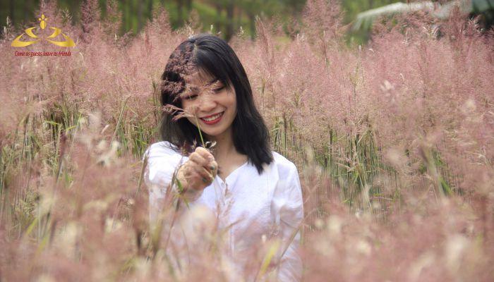 Mùa hoa cỏ đuôi chồn