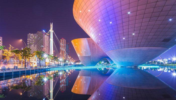 Địa điểm du lịch tại Incheon