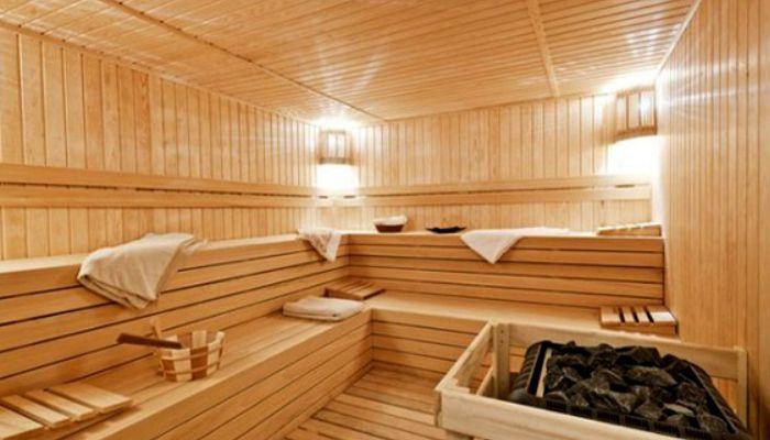 tắm Xông hơi Sauna
