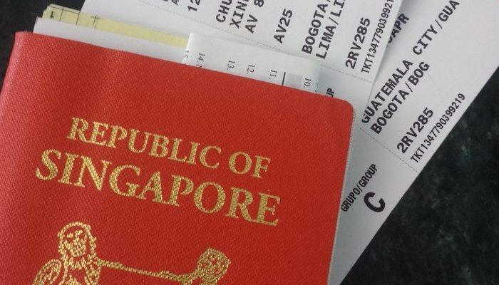 Hộ chiếu Singapore