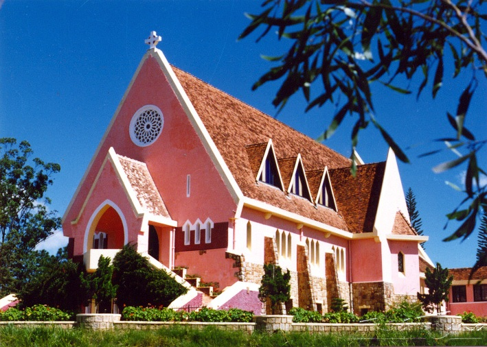 nhà thờ Domain
