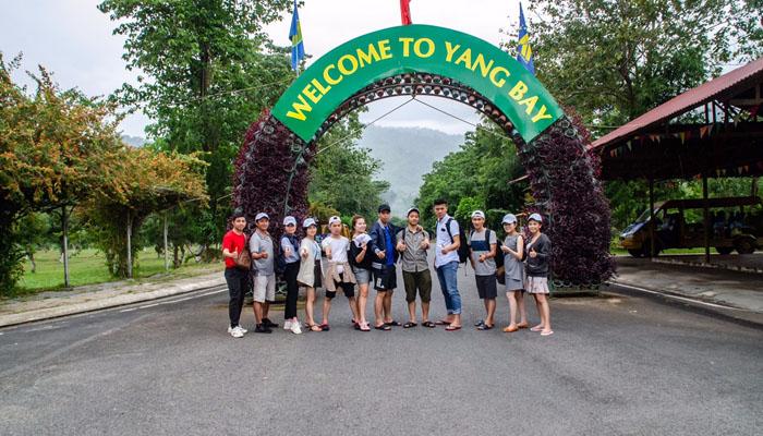 Tham quan Yanbay