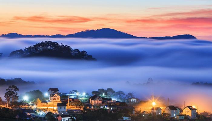 Đà Lạt thành phố sương mù