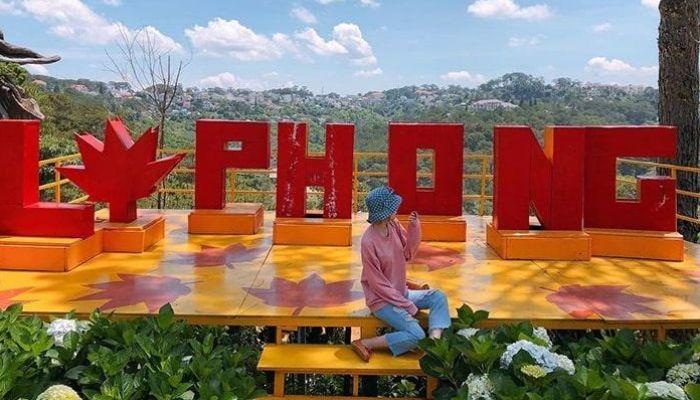 Khu du lịch Lá Phong Đà Lạt