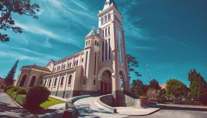 nhà thờ Chánh Tòa