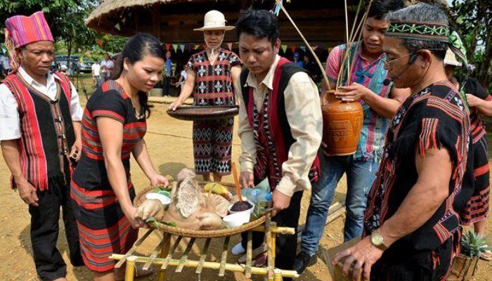 Lễ hội ăn cơm mới của Tây Nguyên