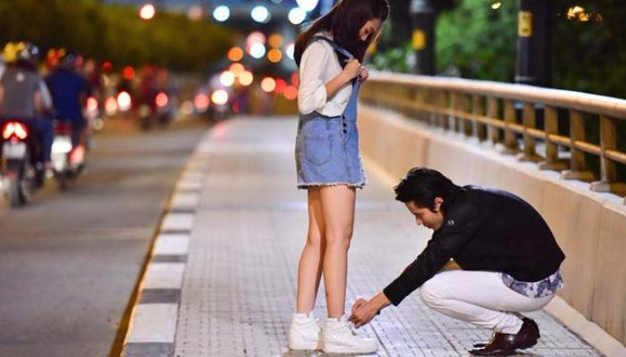 trai Lâm Đồng rất lãng mạn, ga lăng