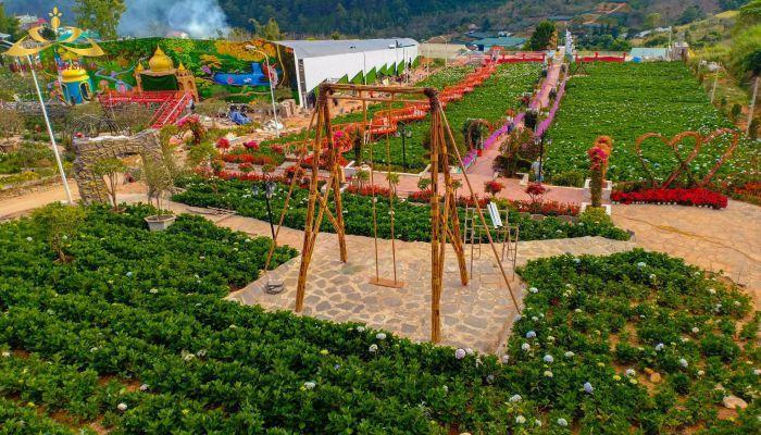 Vườn Thượng Uyển Bay