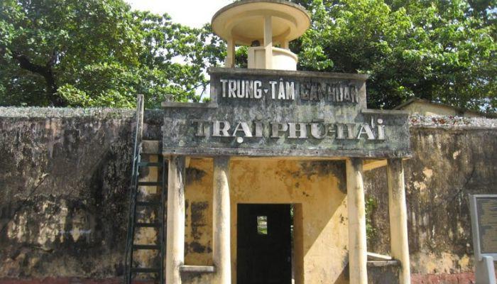 Trại tù Phú Sơn, Phú Hải