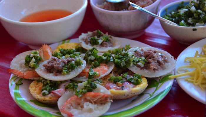 Bánh căn Hoàng Văn Thụ