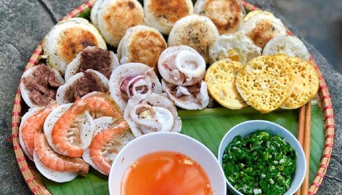 Bánh căn hến Nguyễn Trãi – Địa Điểm Ăn Uống Nha Trang
