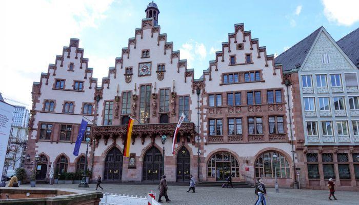 Tòa thị chính Frankfurt