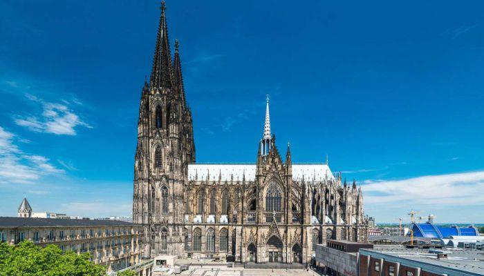 Nhà thờ Cologne