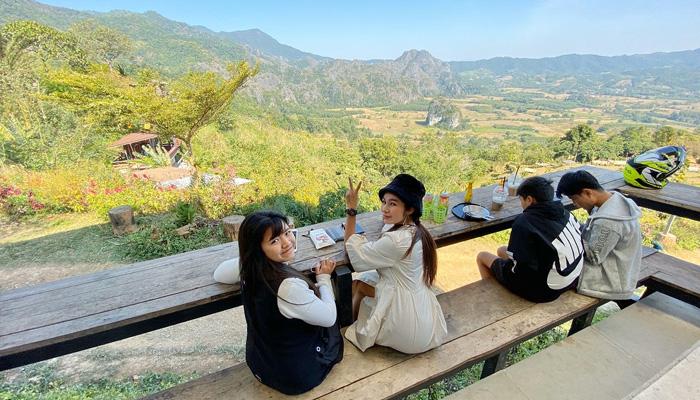 Magic Mountain Cafe ở Thái Lan