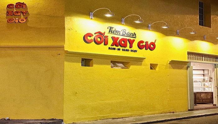 Check in Tiệm bánh cối xay gió