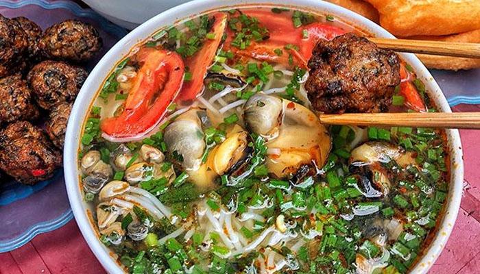 Bún Ốc, chả ốc - Cô Huệ - 43 Nguyễn Siêu, Hoàn Kiếm