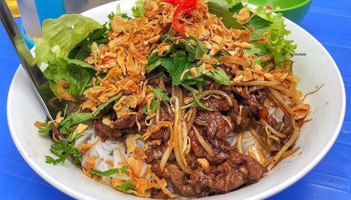 Bún bò trộn Nam Bộ - Ngõ 35 Kim Mã Thượng (Ngách đối diện hàng chè cô Thu), Ba Đình