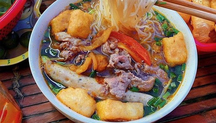 Bún riêu sườn sụn - 41 Quang Trung, Hoàn Kiếm