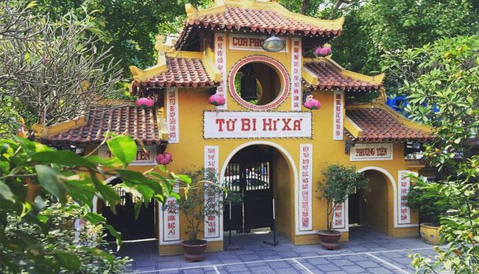 Chùa Quán Sứ là ngôi danh lam cổ tự bậc nhất, ở vị trí trung tâm của thủ đô