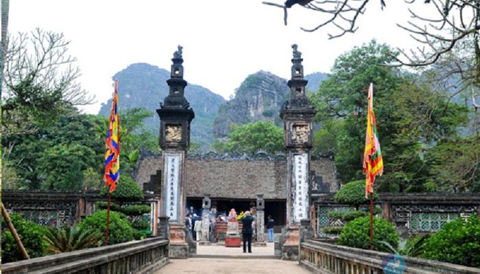 Khám phá đền vua Lê, đền vua Đinh