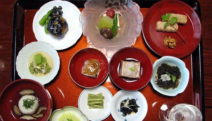 Món ăn chay Nhật Bản