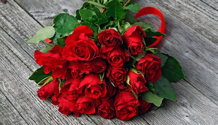 Ý nghĩa hoa hồng trong ngày Valentine 14/2