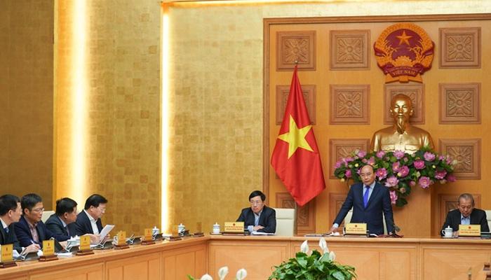 Thủ tướng triển khai phòng chống dịch bệnh