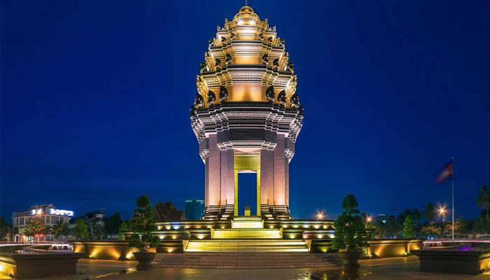 Tượng đài độc lập Cambodia