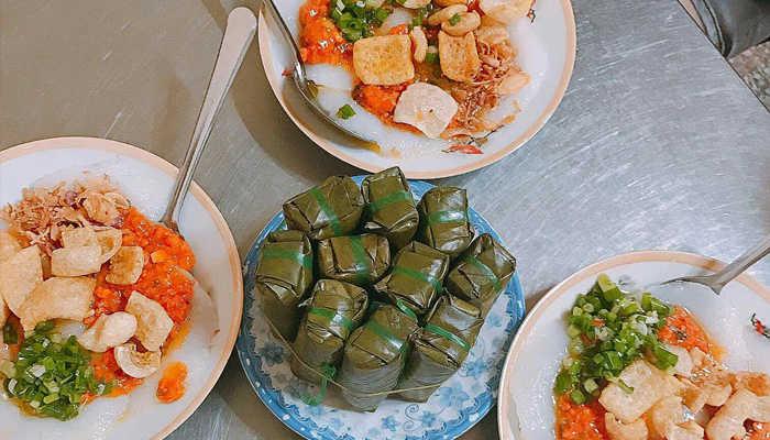 Bánh Bèo Số 4 Bà Hường - 402 Phan Đình Phùng