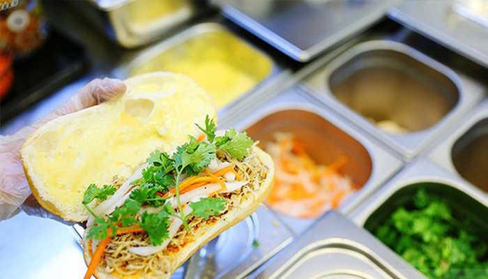 Bánh mỳ Nhân Ngãi - 3/23 Trần Phú