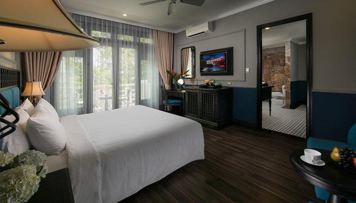 Phòng của khách sạn Golden Holiday Hội An Hotel & Spa