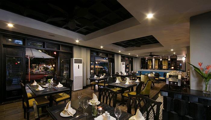 Nhà hàng Golden Holiday Hội An Hotel & Spa