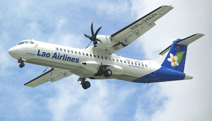 Tổng giám đốc Công ty hàng không Lào Bounma Chanthavongsa đã công bố kế hoạch khai thác chặng bay thương mại mới