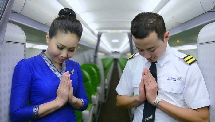 Lào chuẩn bị mở đường bay mới giữa thủ đô Vientiane đến thành phố Đà Nẵng