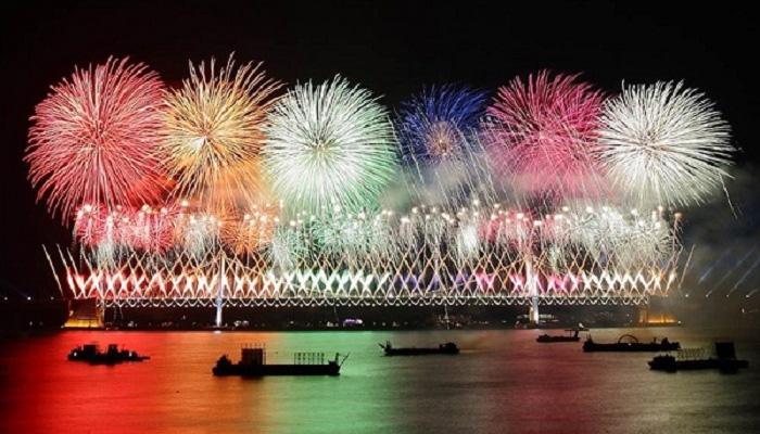 Lễ hội pháo hoa quốc tế Seoul