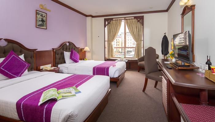 Thông tin khách sạn TTC Hotel Premium - Đà Lạt