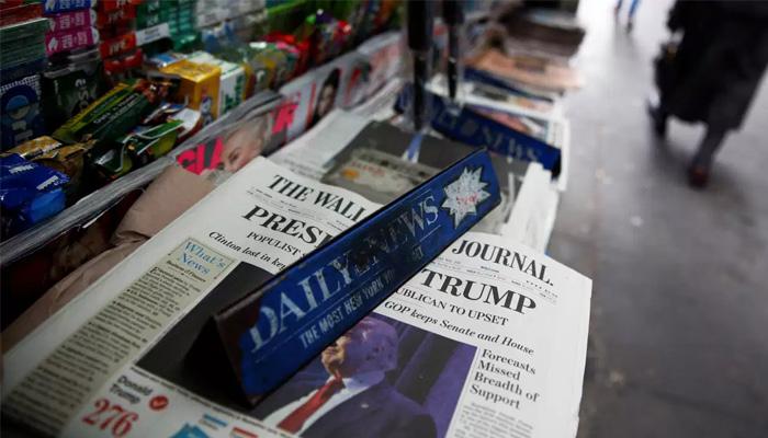 Trung Quốc đã thu hồi thẻ báo chí của 3 phóng viên báo Tạp chí phố Wall