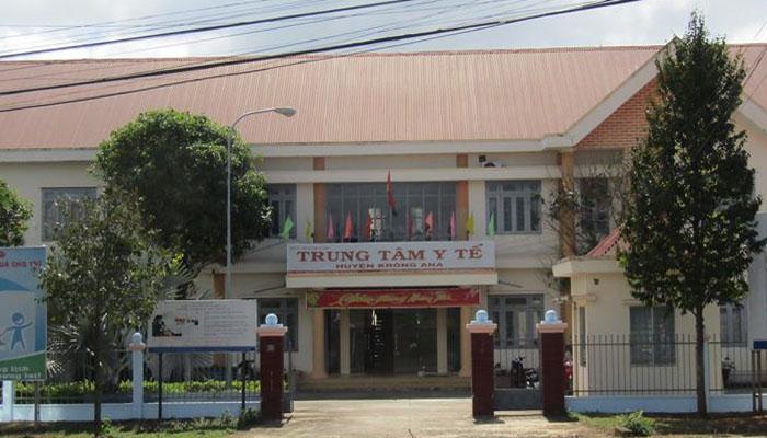 Trung tâm y tế huyện Krông Ana-covid 19