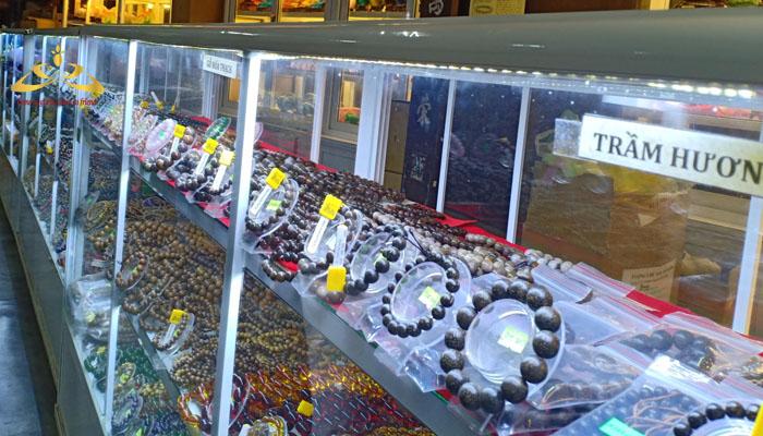 Nơi trưng bày đá phong thủy