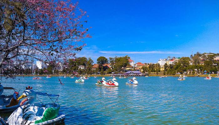 Hồ xuân hường, Đà Lạt, Lâm Đồng