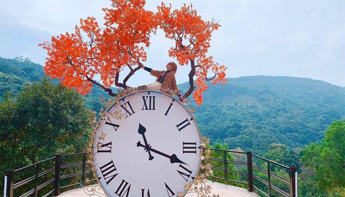Hoa Sơn Điền Trang-tour đà lạt 1 ngày