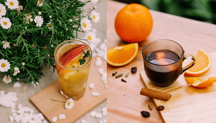thức uống của Mùa