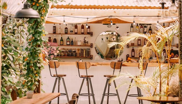 Không gian của Mùa - Bar and Coffee