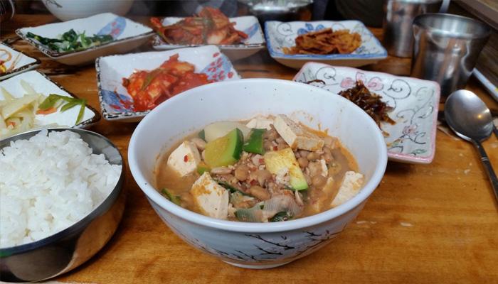 Hương vị của món súp xác thối