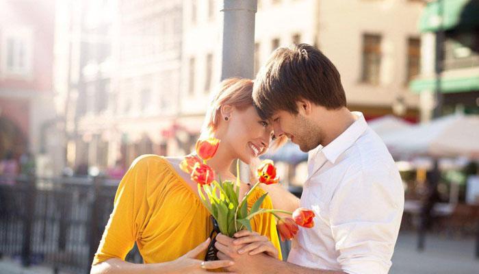 Dành tặng cho cô ấy một bó hoa